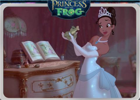Disney estrena esta Navidad: 'La Princesa y la Rana'