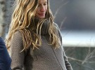 La modelo más rentable del mundo, Gisele Bündchen, da a luz a su primer hijo