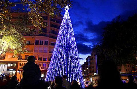 Viajar con niños en Navidad: Ibiza