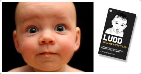 Ludd: la firma española que sólo vende ropa de bebé de algodón orgánico