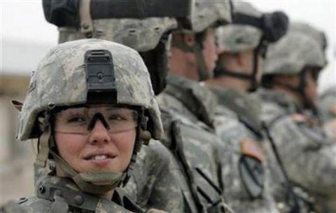mujeres soldado irak