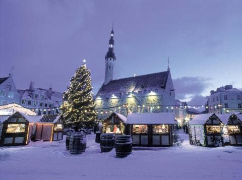 viajar con niños en navidad estonia un pais de cuento
