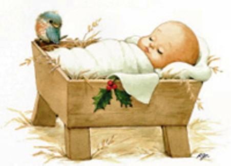 poemas de navidad villancico del niño dormilon