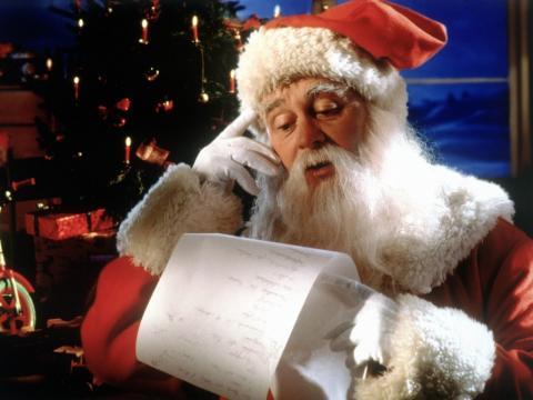 Conoce la dirección de la oficina de correos de Papá Noel en el Polo Norte