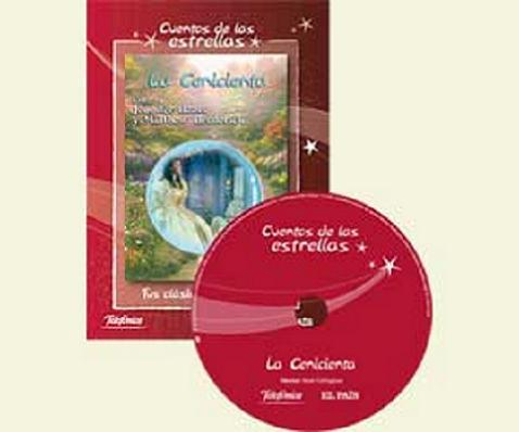 Cuentos de las estrellas, colección de DVD de El País