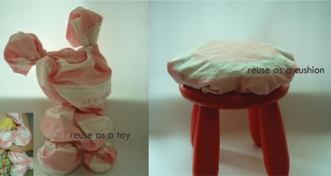 Nuevo invento, una sábana pensada para medir al bebé_2