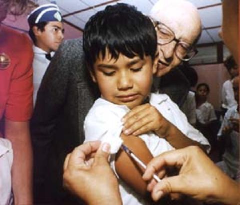 Baja la mortalidad por sarampión en un 78 por ciento