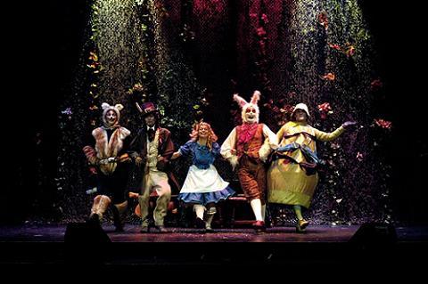 Teatro para niños: Alicia en el país de las maravillas