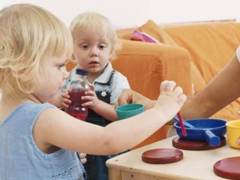 enseñar a los niños a compartir