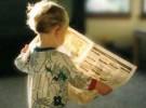 Informativo sobre desarrollo lingüístico del bebé, en Lezo