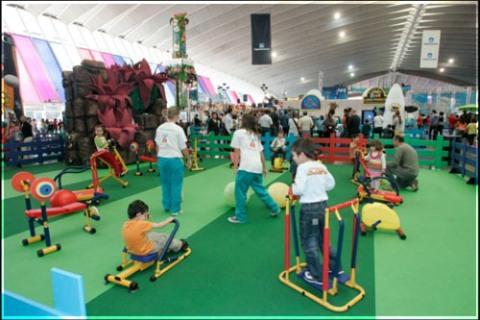 pit 2009 una feria especial para niños en santa cruz de tenerife
