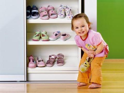 los primeros zapatos para empezar a andar
