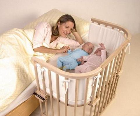 Cuna desmontable para bebés Babybay