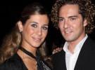 David Bisbal y Elena Tablada se estrenan como padres