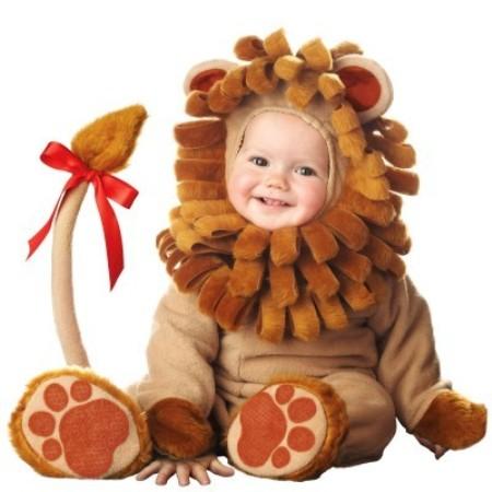 carnaval disfraz de leon hecho en casa