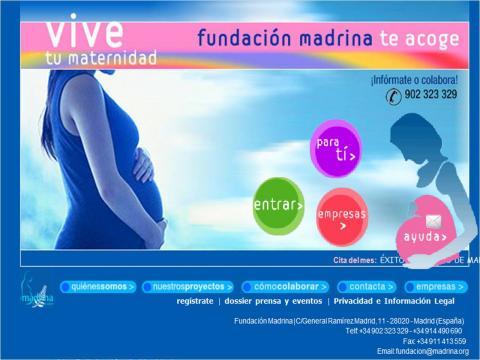 Fiesta de la Fundación Madrina para conseguir fondos destinados a un nuevo hogar para mamás solas