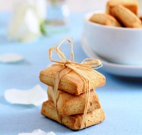 recetas para niños galletas sin huevo