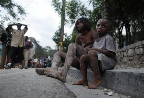 Los niños haitianos no acompañados NO son huérfanos ni se pueden adoptar