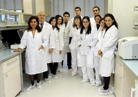 Un laboratorio vasco realiza las pruebas neonatales más avanzadas