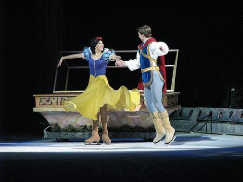 Disney on ice: Sueños de princesas, está de gira por España