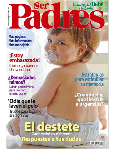 La revista Ser Padres se renueva y fusiona dos publicaciones
