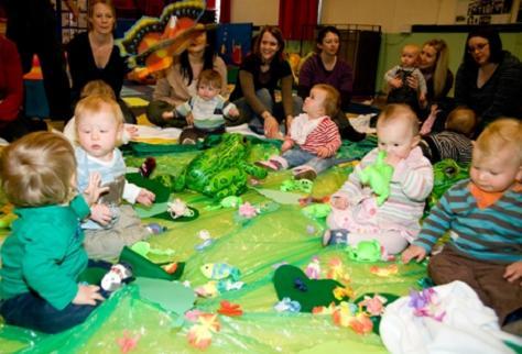 Baby sensory en España I