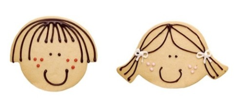 Las galletas de Carlota: un bonito regalo de bautizo