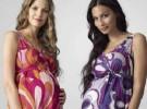 Colección Benetton primavera-verano 2010 para futuras madres