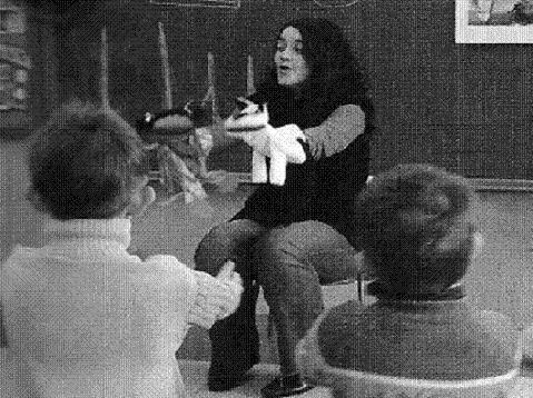 Aprender a convivir: marionetas para prevenir comportamientos antisociales