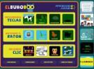 El BúhoBoo, un sitio de juegos didácticos para los más pequeños