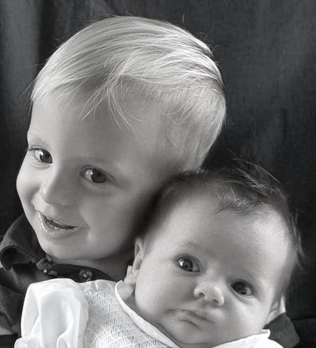Con la llegada de otro hijo, el amor se multiplica no se divide