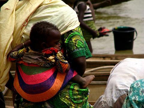 Los bebés de Niger reciben alimentación complementaria gracias a Unicef