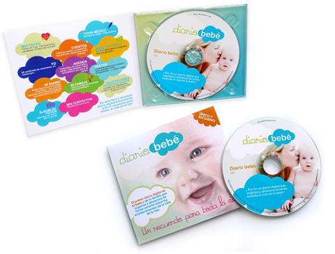 Diario Bebé, un programa que te permite llevar un diario digital de tu peque