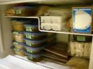 Consejos para congelar comidas para bebé