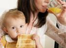 El consumo excesivo de fructosa durante la lactancia, podría favorecer la obesidad infantil