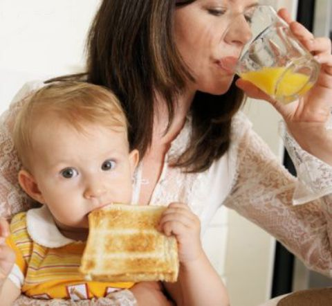 Consumo de fructosa en lactancia y obesidad infantil