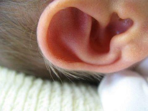 el bebe se ha introducido un objeto en la nariz u oido