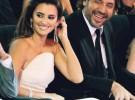 Penélope Cruz embarazada de Javier Bardem