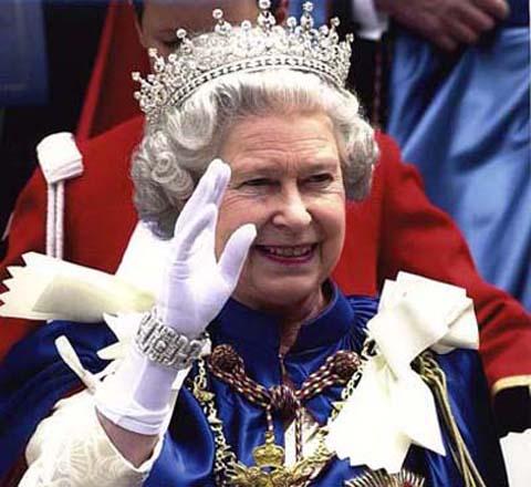 La reina Isabel II tendrá un bisnieto en diciembre