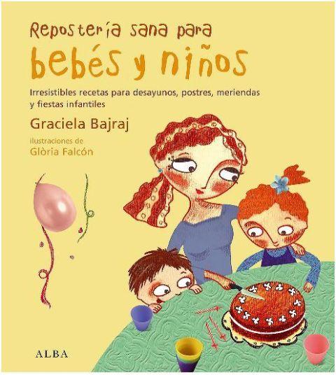 libro de resposteria sana para bebes