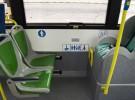 La EMT incorpora sillas de bebé en sus autobuses