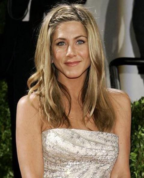 Jennifer Aniston quiere ser madre a toda costa
