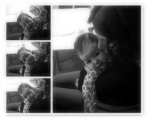 Controla tus nervios cuando el bebé no para de llorar