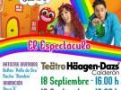 El 18 de septiembre comienza Ciudad Arcoiris el Espectáculo