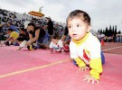 Carreras de niños y bebés en México