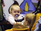 Todo a punto para la Feria Bebés & Mamás en Madrid