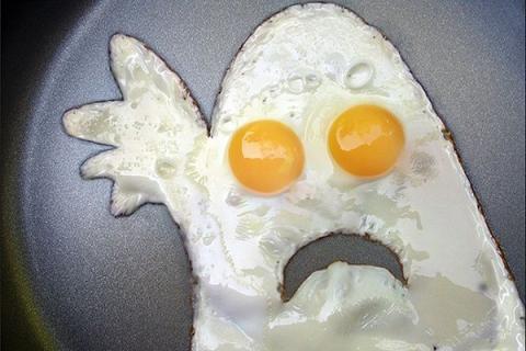 Dos propuestas de desayuno de Halloween para mañana