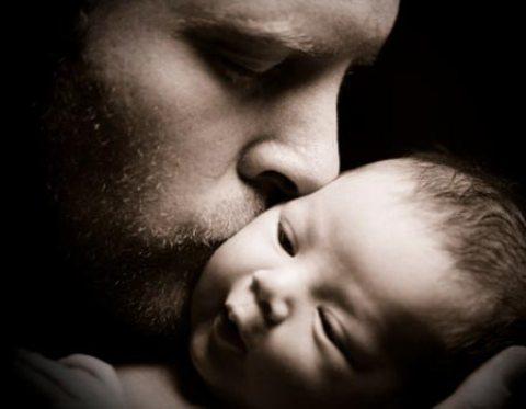 el contacto del recien nacido y el padres despues de la cesarea