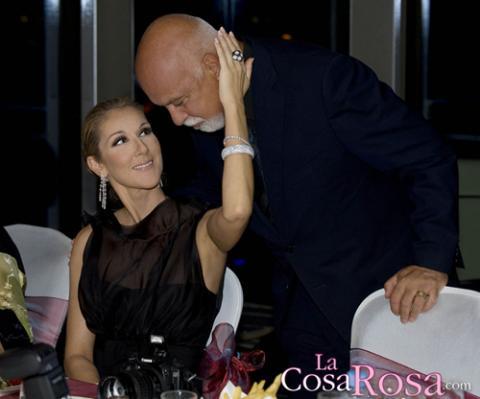 Celine Dion confiesa, tras dar a luz a gemelos, que venían tres