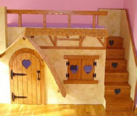 Habitaciones tematizadas y personalizadas para niños